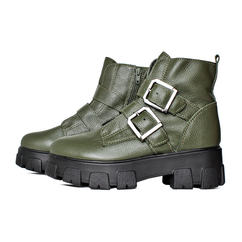Chunky boot militar 1