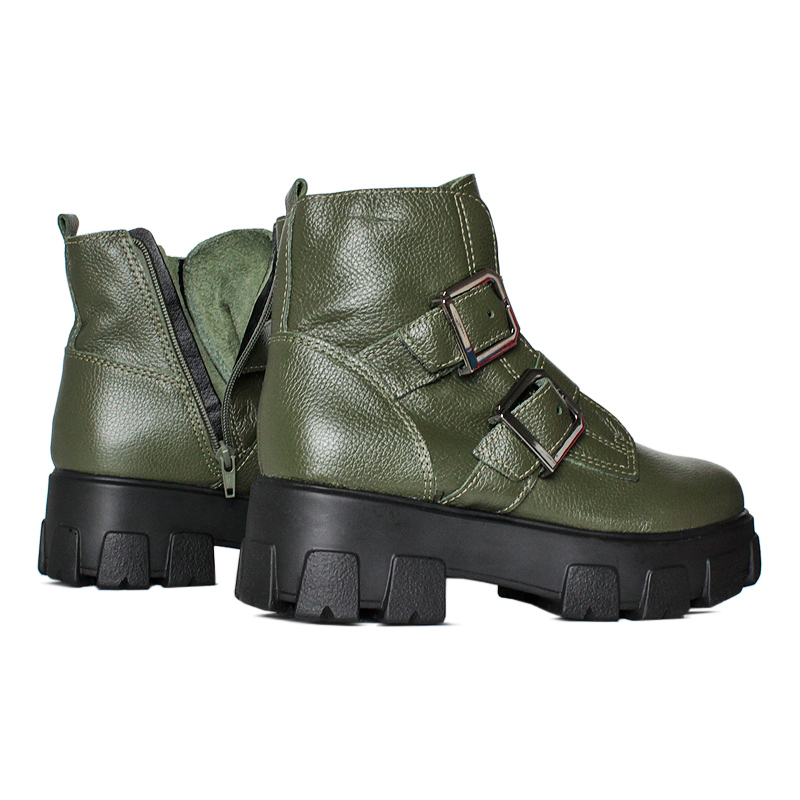 Chunky boot militar 2
