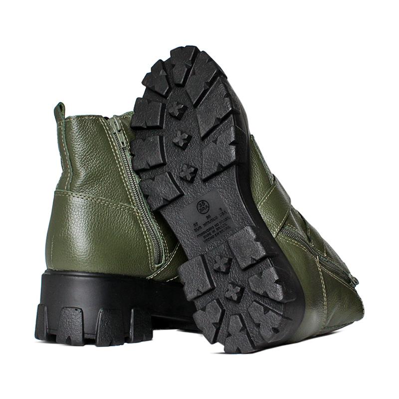 Chunky boot militar 3