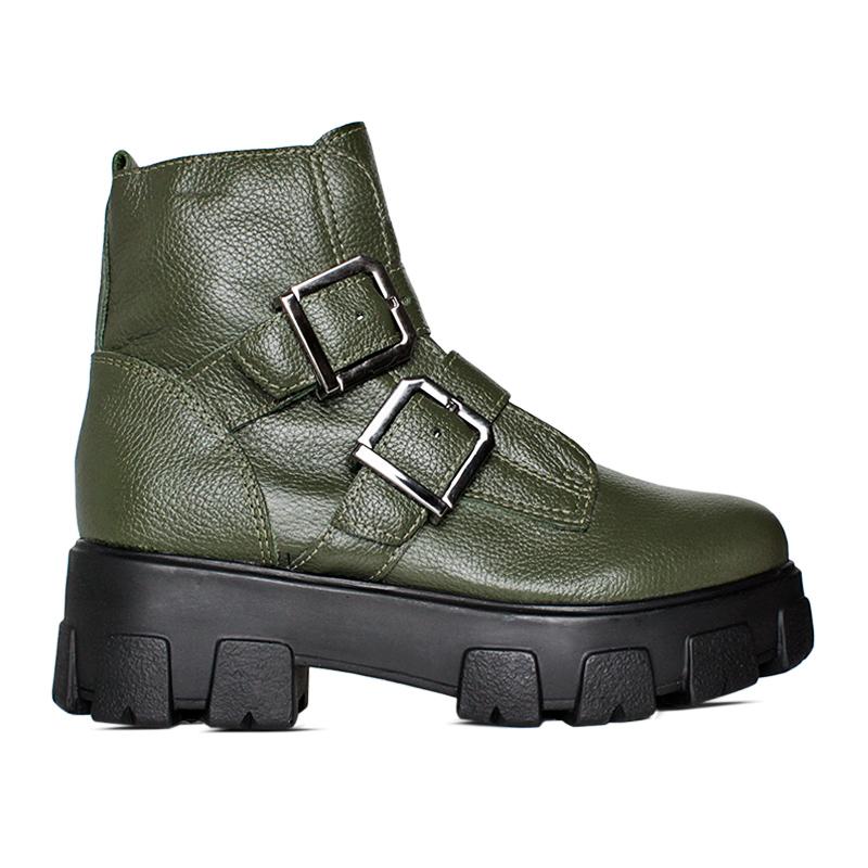 Chunky boot militar 4