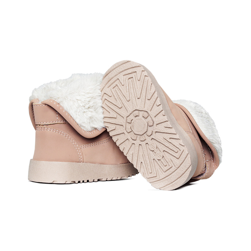 Kids snow boot boot nude 18 a 27 3