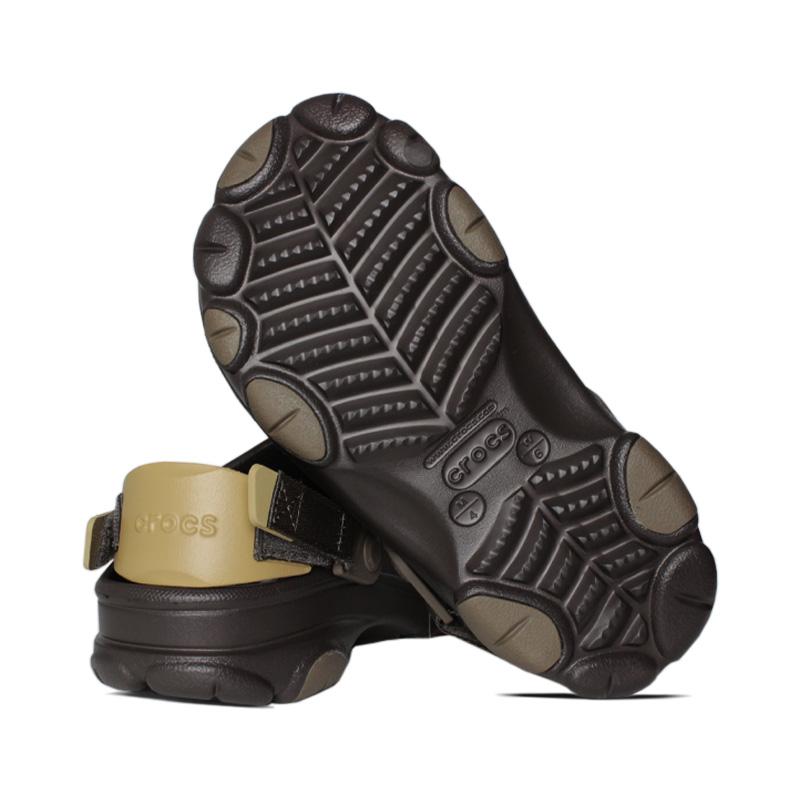 Crocs classic all terrain clog espresso 2