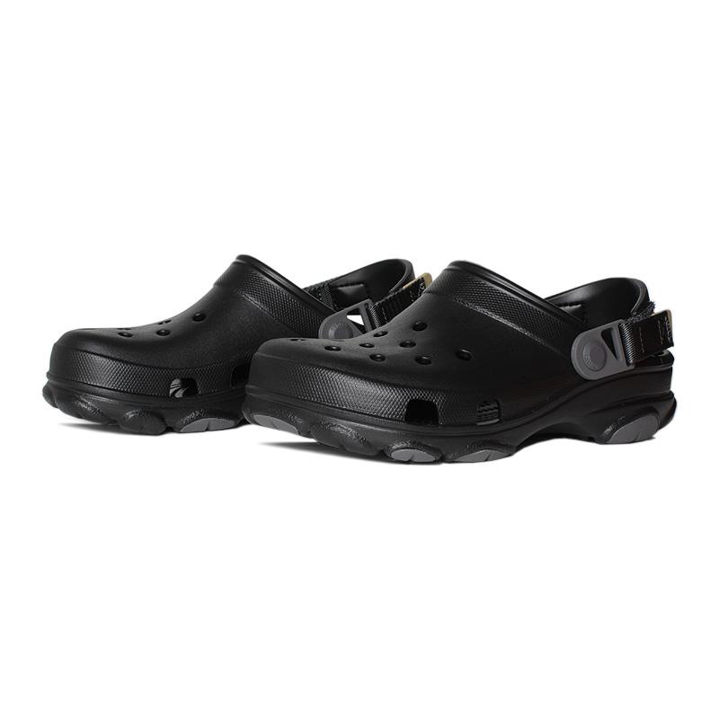 Crocs classic all terrain clog black 1