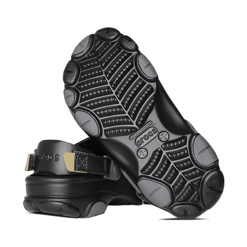Crocs classic all terrain clog black 3