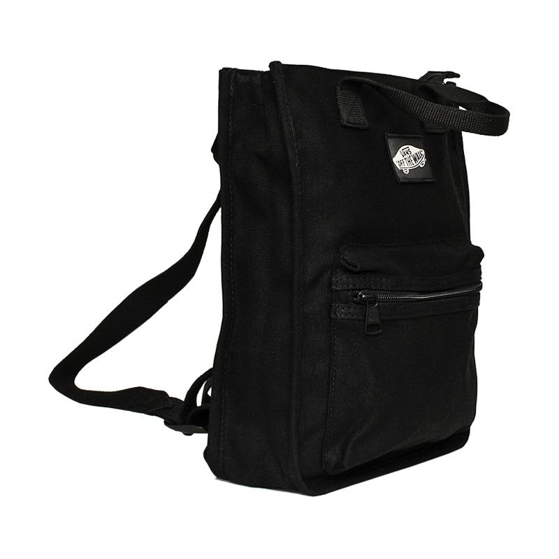 Bolsa free hand backpack black 1